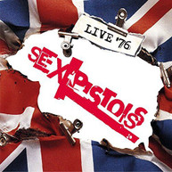 SEX PISTOLS - LIVE 76: LIMITED (LTD) (IMPORT) CD