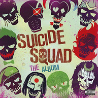 SUICIDE SQUAD: THE ALBUM / VARIOUS CD