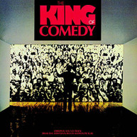 THE KING OF COMEDY (2016) (REISSUE) / SOUNDTRACK (REISSUE) CD