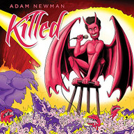 ADAM NEWMAN - KILLED VINYL