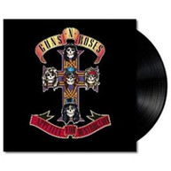 GUNS & ROSES - APPETITE FOR DESTRUCTION VINYL