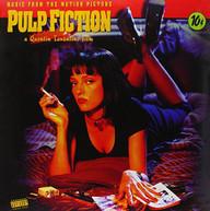 PULP FICTION / SOUNDTRACK (REISSUE) (IMPORT) VINYL