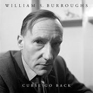 WILLIAM S. BURROUGHS - CURSE GO BACK VINYL