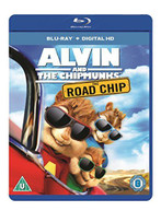 ALVIN AND THE CHIPMUNKS ROAD CHIP (UK) BLU-RAY