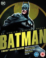 BATMAN ANIMATED BOXSET (UK) BLU-RAY
