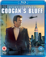 COOGANS BLUFF (UK) BLU-RAY