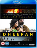DHEEPAN (UK) BLU-RAY