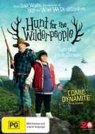 HUNT FOR THE WILDERPEOPLE (2016) DVD