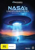 NASA'S UNEXPLAINED FILES: SEASON 2 (2015) DVD