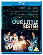 OUR LITTLE SISTER (UK) BLU-RAY