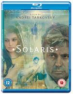 SOLARIS (UK) BLU-RAY