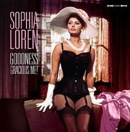 SOPHIA LOREN - GOODNESS GRACIOUS ME (VINYL) (180GM) (UK) VINYL