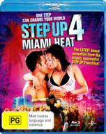 STEP UP 4: MIAMI HEAT (2012) BLURAY