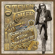 STEVEN TYLER - WE'RE ALL SOMEBODY FROM SOMEWHERE (180GM) VINYL