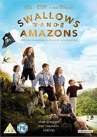 SWALLOWS AND AMAZONS (UK) BLU-RAY