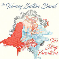 TIERNEY SUTTON - STING VARIATIONS (DIGIPAK) CD