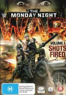 WWE: THE MONDAY NIGHT WAR - VOLUME 1 SHOTS FIRED (2014) DVD