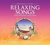 GREATEST EVER RELAXING SONGS / VARIOUS (UK) CD