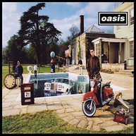 OASIS - BE HERE NOW VINYL