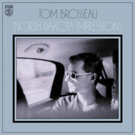 TOM BROSSEAU - NORTH DAKOTA IMPRESSIONS VINYL