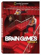 BRAIN GAMES: SEASON 4 (WS) DVD