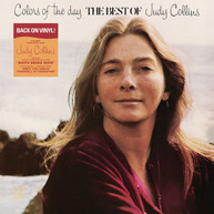 JUDY COLLINS - COLORS OF THE DAY THE BEST OF JUDY COLLINS VINYL