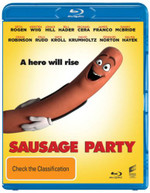 SAUSAGE PARTY (BLU-RAY/UV) (2016) BLURAY