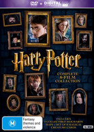 HARRY POTTER: 8 FILM COLLECTION (SPECIAL LIMITED EDITION) (DVD/UV) DVD