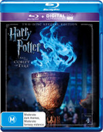 HARRY POTTER: YEAR 4 (SPECIAL LIMITED EDITION) (BLU-RAY/UV) (2005) BLURAY
