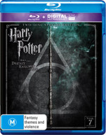 HARRY POTTER: YEAR 7 - PART  2 (SPECIAL LIMITED EDTION) (BLU-RAY/UV) BLURAY
