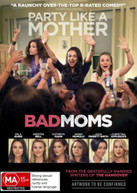 BAD MOMS (2016) DVD
