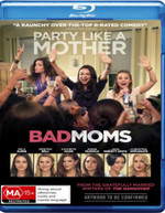 BAD MOMS (BLU-RAY/UV) (2016) BLURAY