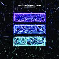 TWO DOOR CINEMA CLUB - GAMESHOW CD