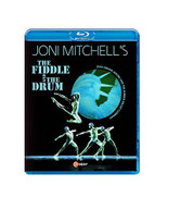 JONI MITCHELL /  VARIOUS - FIDDLE & THE DRUM BLURAY