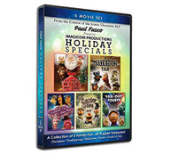 PAUL FUSCO PRESENTS IMAGICOM PROD. HOLIDAY SPECIAL DVD