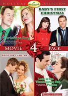 HALLMARK HOLIDAY COLLECTION 4 (2PC) DVD