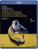 BERG /  GERHAHER / JOVANOVICH / LUISI - WOZZECK BLURAY
