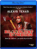 BLOODLUST ZOMBIES (MOD) BLURAY