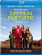 CAPTAIN FANTASTIC (2PC) (+DVD) (2 PACK) BLURAY