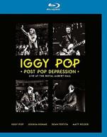 IGGY POP - POST POP DEPRESSION LIVE AT THE ROYAL ALBERT HALL - BLURAY