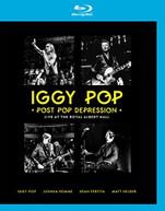 IGGY POP - POST POP DEPRESSION LIVE AT THE ROYAL ALBERT HALL BLURAY