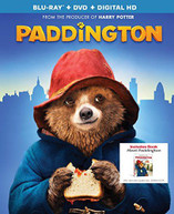 PADDINGTON (2PC) (+DVD) (W/BOOK) (2 PACK) BLURAY