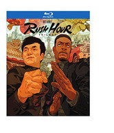 RUSH HOUR TRILOGY (4PC) / BLURAY