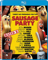 SAUSAGE PARTY / BLURAY