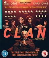THE CLAN (UK) BLU-RAY