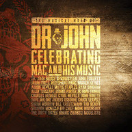 DR JOHN - MUSICAL MOJO OF DR JOHN: A CELEBRATION OF MAC & DVD