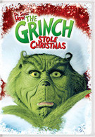 DR SEUSS' HOW THE GRINCH STOLE CHRISTMAS / DVD