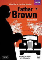 FATHER BROWN: SEASON FOUR (2PC) (2 PACK) DVD
