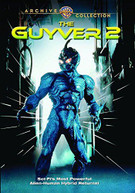 GUYVER 2 (MOD) DVD