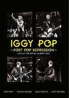 IGGY POP - POST POP DEPRESSION LIVE AT THE ROYAL ALBERT HALL - DVD